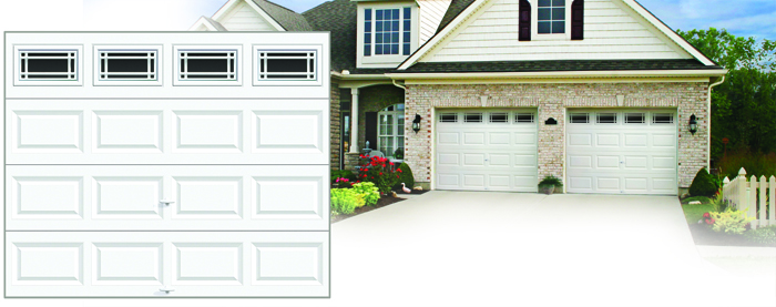 Classic Vplus Prairie 510 01 Small Kitsap Garage Door Co